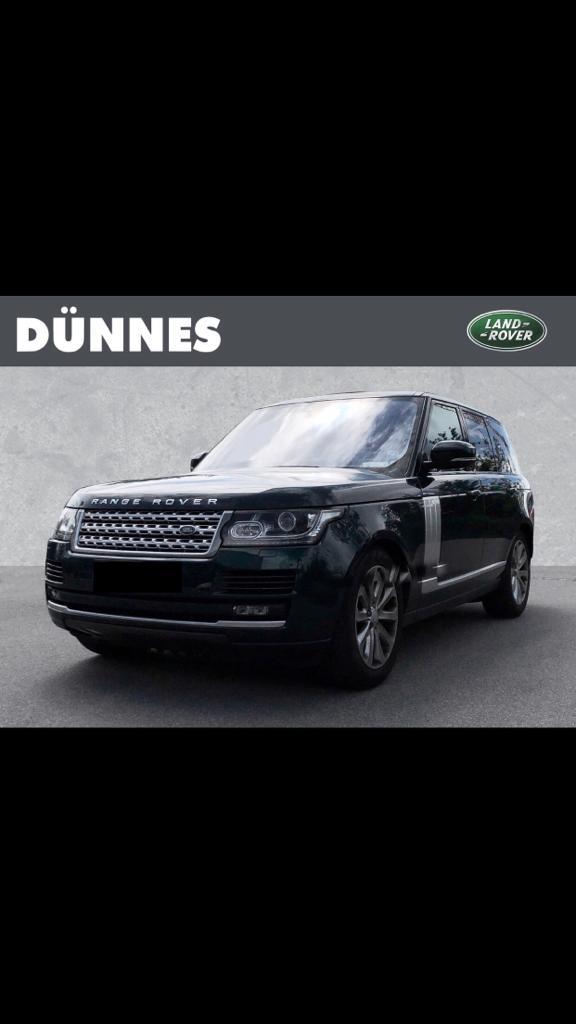 Land Rover Range Rover Vogue 4.4 SDV8 *HEAD UP/XENON*, Jahr 2017, Diesel