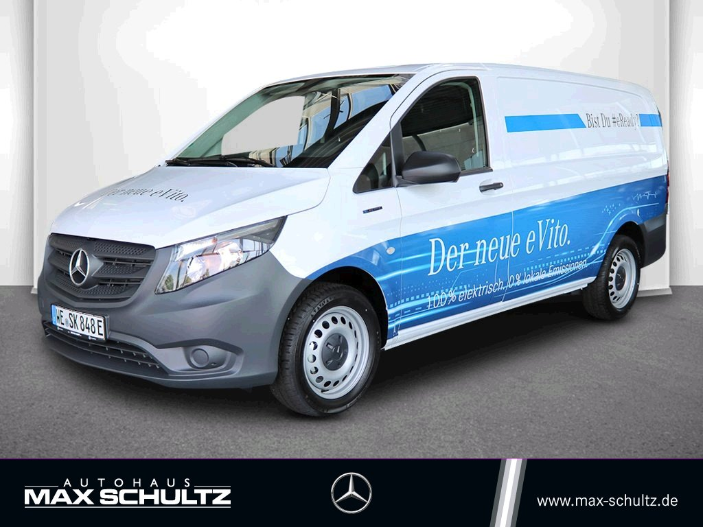 Mercedes-Benz eVito 111 Kasten lang Kamera*Klima*Navi*eVito, Jahr 2019, Elektro