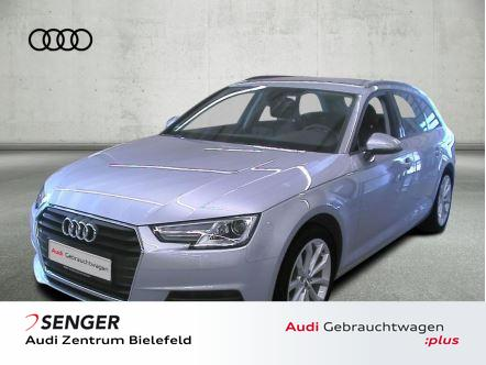 Audi A4 Avant 35 TDI Navi LED PDC GRA Sitzheizung, Jahr 2019, Diesel