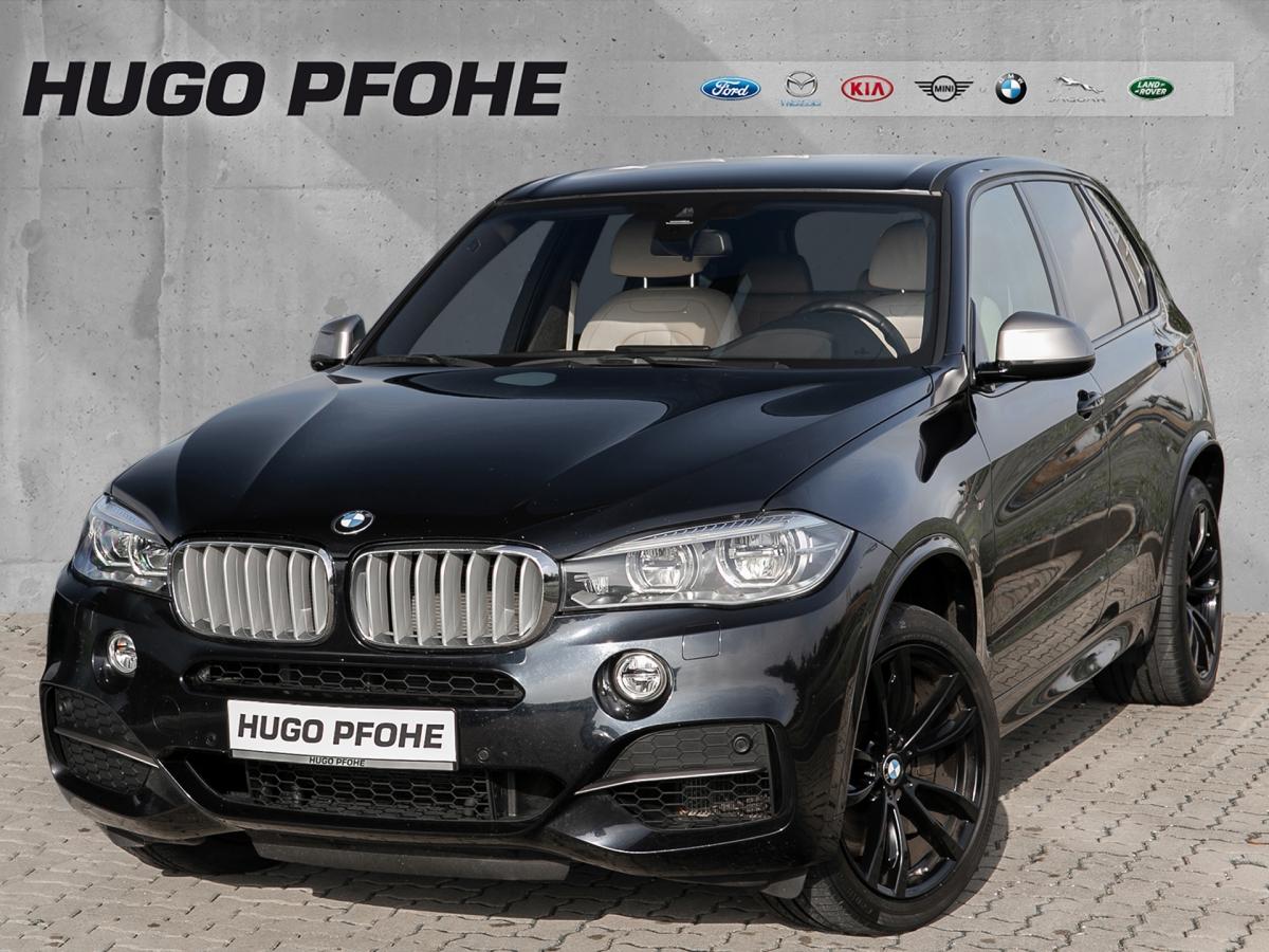 BMW X5 M50d Sport-Aut./ Harman Kardon / LED / Navi, Jahr 2017, Diesel