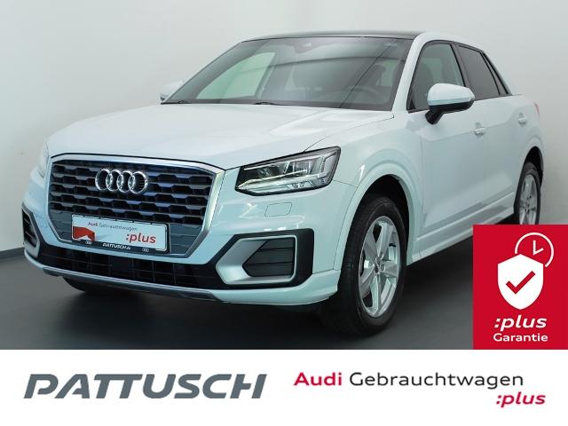 Audi Q2 1.4 TFSI Sport AHZV LED Navi Sitzheizung, Jahr 2017, Benzin