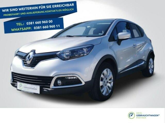 Renault Captur Dynamique Automatik+PDC+SHZ, Jahr 2014, Benzin