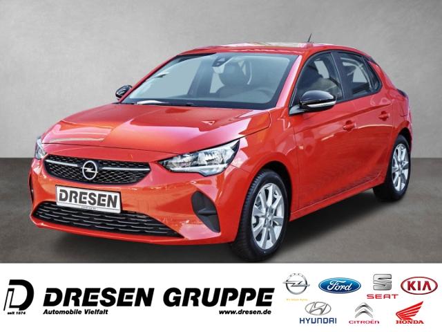Opel Corsa F Edition 1.2 EU6d, LM mit Allwetterreifen, Rückfahrkamera, Multimediaradio, uvm., Jahr 2021, Benzin