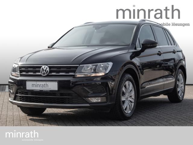 Volkswagen Tiguan Comfortline 2.0 TDI Navi ACC Rückfahrkam., Jahr 2017, Diesel
