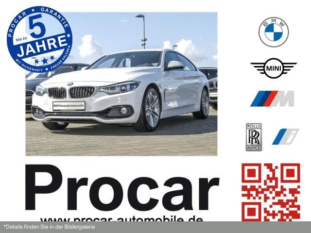 BMW 420 Gran Coupe Sport Line Navi Prof. LED PDC, Jahr 2017, Benzin