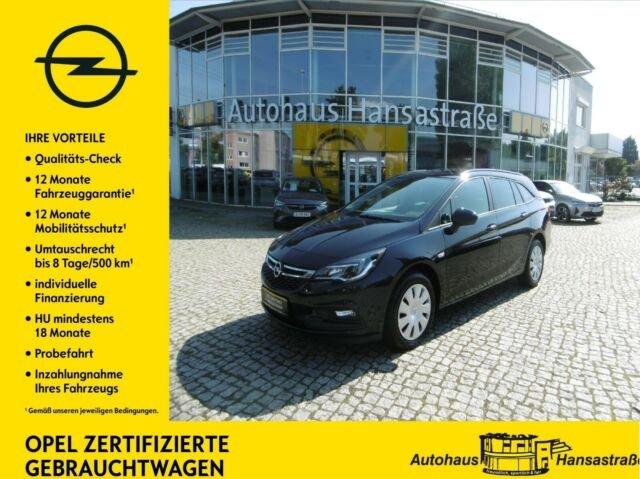 Opel Astra ST 1.0 ECOTEC Turbo Business 77kW NAVI, Jahr 2019, Benzin