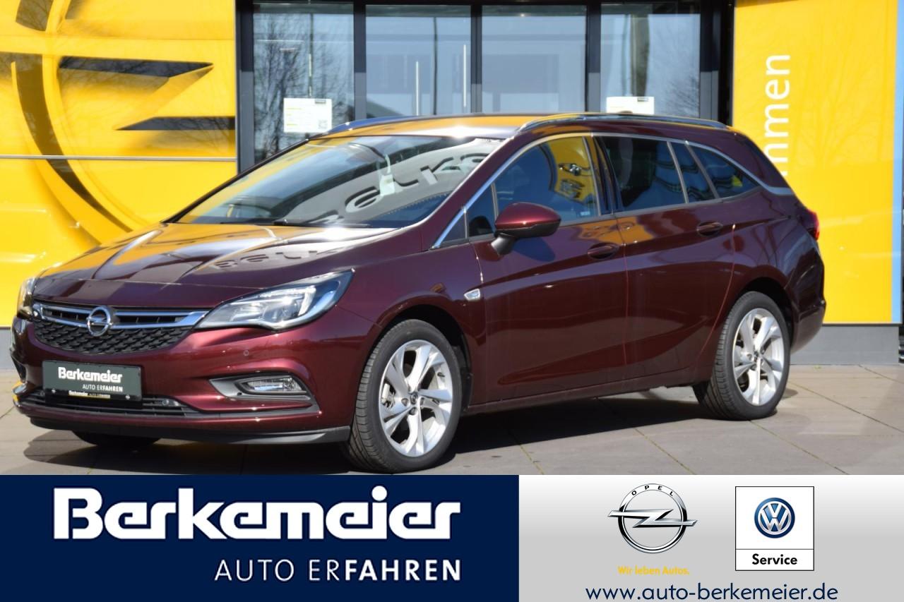 Opel Astra ST On 1.0 IntelliLink/Parkpilot/Kamera/Tempomat, Jahr 2018, Benzin
