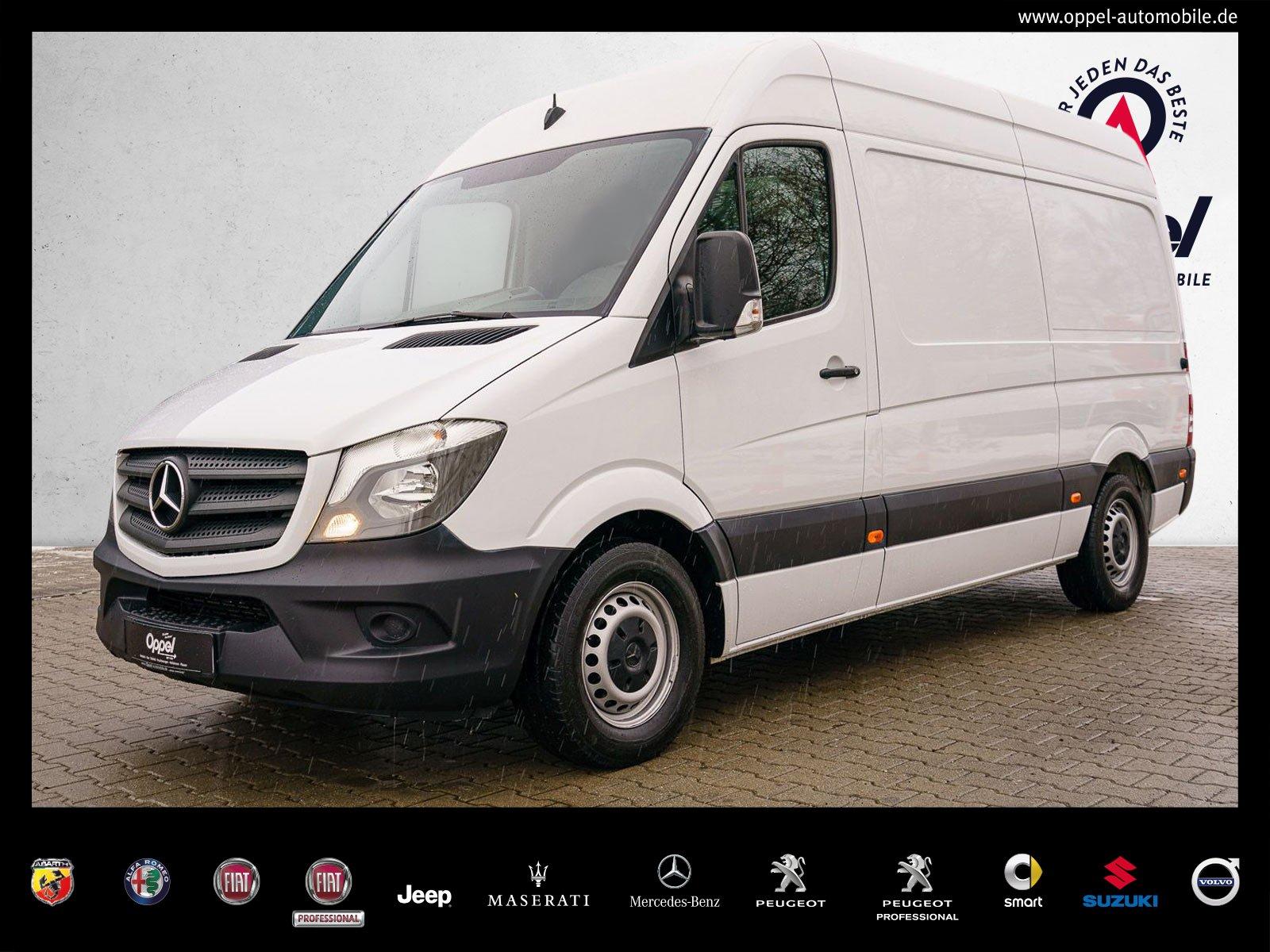Mercedes-Benz Sprinter 314 CDI ++KLIMA+HOCHDACH+TRENNWAND+ESP+, Jahr 2016, Diesel