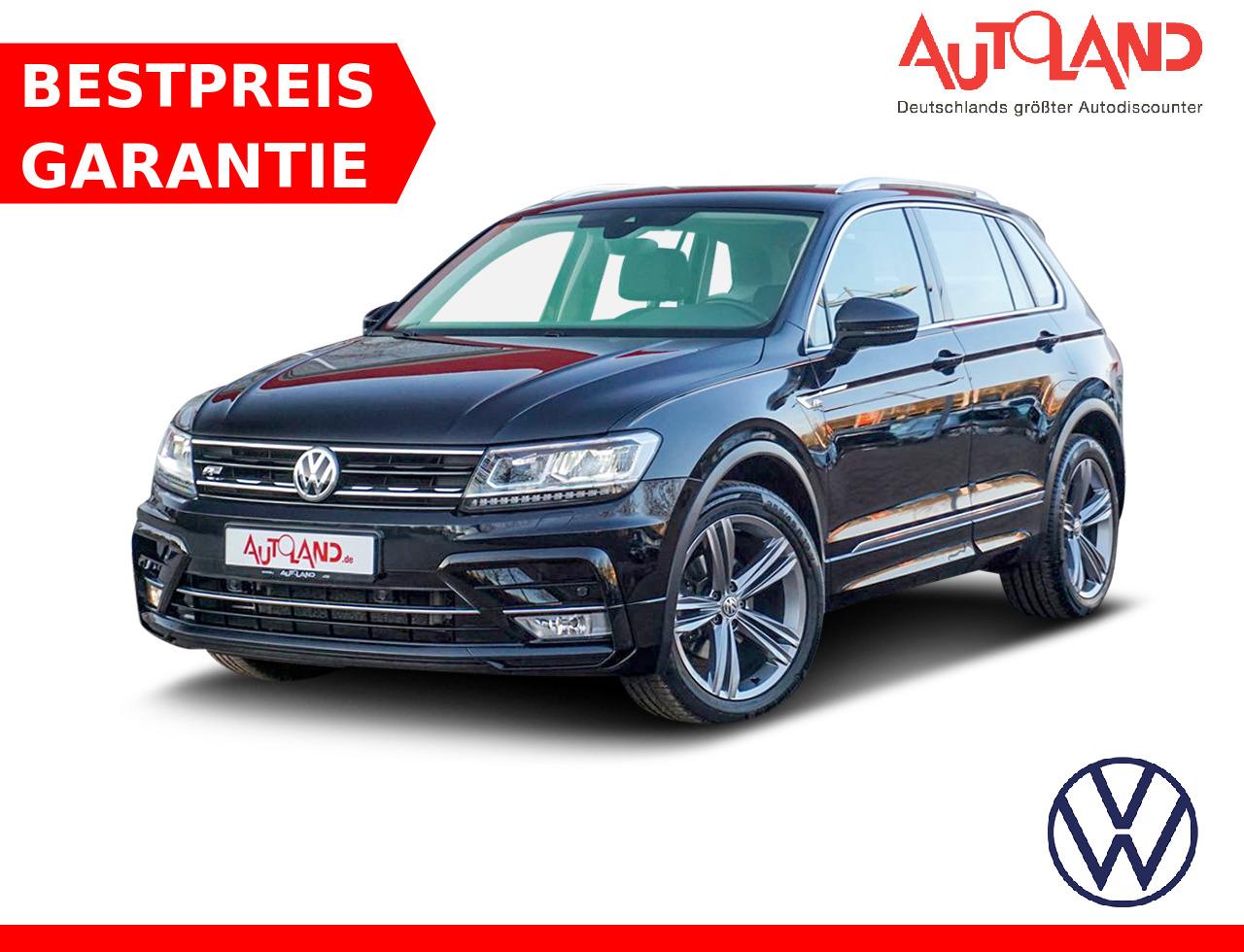 Volkswagen Tiguan, Jahr 2016, Diesel