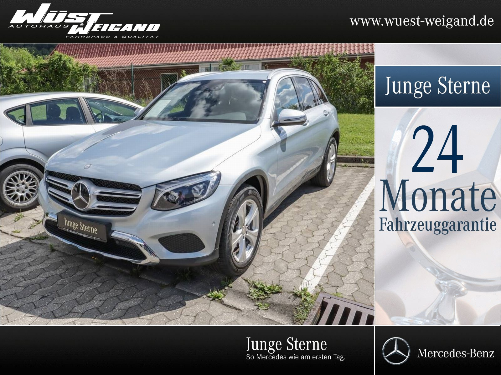 Mercedes-Benz GLC 250 d 4Ma. Excl.+AMG-Line+Comand+Kamera+AHK, Jahr 2015, Diesel