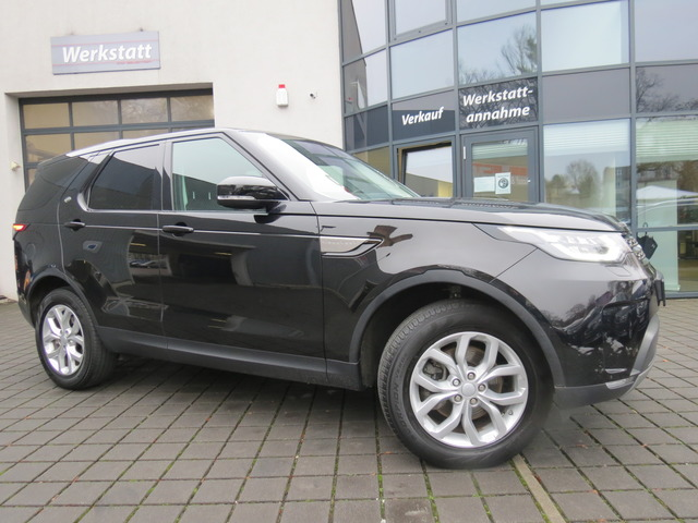 Land Rover Discovery 5 2.0 SD4 SE Pano/Led/Kam/Navi/Euro6, Jahr 2018, Diesel