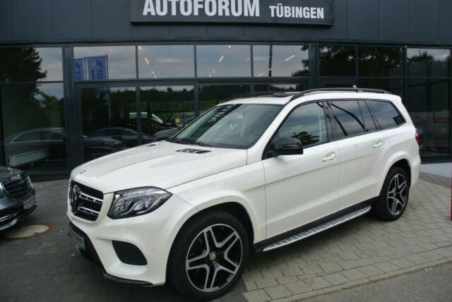 Mercedes-Benz GLS 400 *AMG*NIGHT*COMAND*SHD*DESIGNO*DISTRO*, Jahr 2017, Benzin