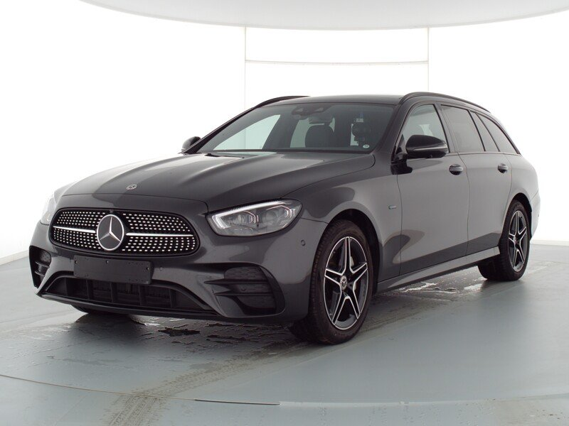 Mercedes-Benz E 300e T AMG+NIGHT+PANO+BURMESTER+360°+MULTIBEAM, Jahr 2020, Hybrid