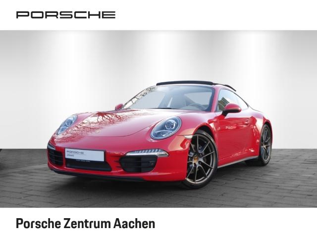Porsche 991 911 4 Coupe, 20'',BOSE,Felgen Platinum lackiert, Jahr 2013, petrol