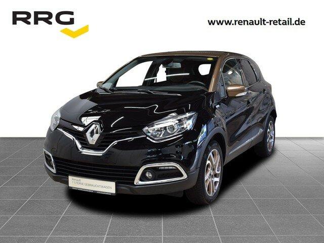 Renault CAPTUR 1.5 DCI 110 ECO² ELYSEE SUV, Jahr 2016, Diesel