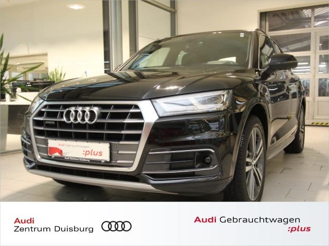 Audi Q5 quattro 2.0 S-line Matrix Navi B&O Panor., Jahr 2017, Benzin