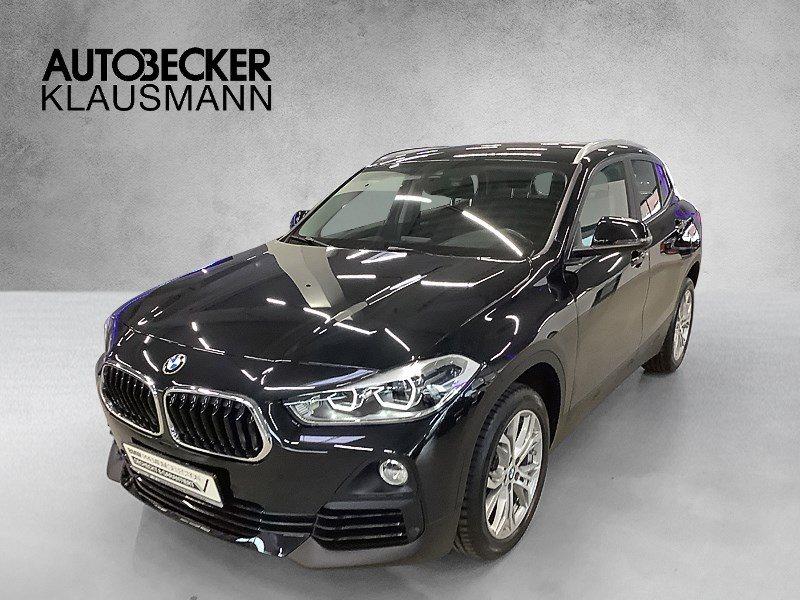 BMW X2 sDrive18i ADVANTAGE AUTOMATIK NAVI HIFI LED PDC, Jahr 2018, Benzin
