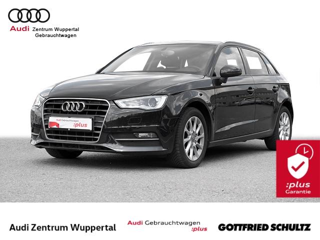 Audi A3 Spb 1.4TFSI XEN NAVI GRA SHZ PDC FSE ARMLEHNE KLIMA 16ZOLL Attraction, Jahr 2014, Benzin
