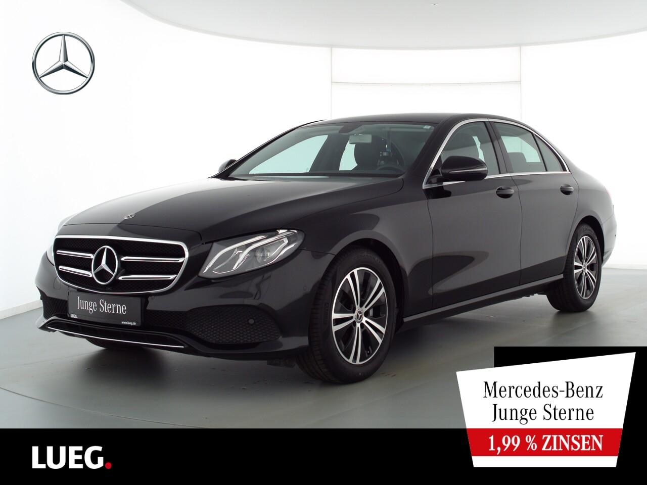 Mercedes-Benz E 200 Avantgarde+Navi+LED-HP+Totw+ParkAss+Kamera, Jahr 2020, Benzin
