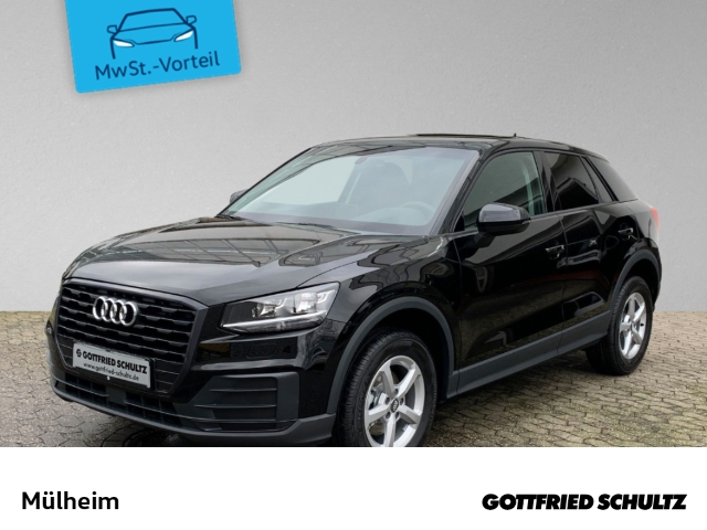 Audi Q2 30 TFSI Connectivity-Paket Black & White 6-GANG sofort lieferbar, Jahr 2019, Benzin