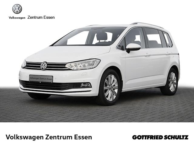 Volkswagen Touran Highline 2.0 TDI DSG LED AHK ACC, Jahr 2017, Diesel