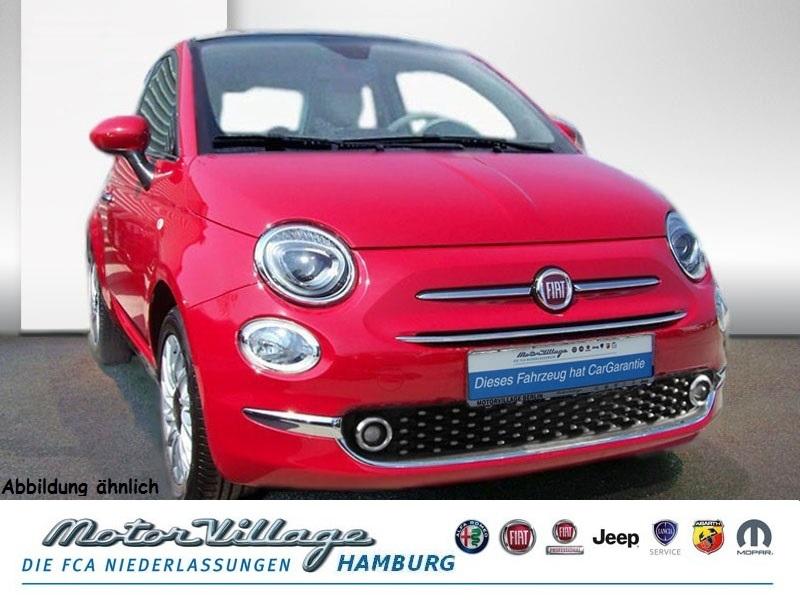 Fiat 500C 1.2 8V Lounge 51kW (69PS), Jahr 2018, Benzin