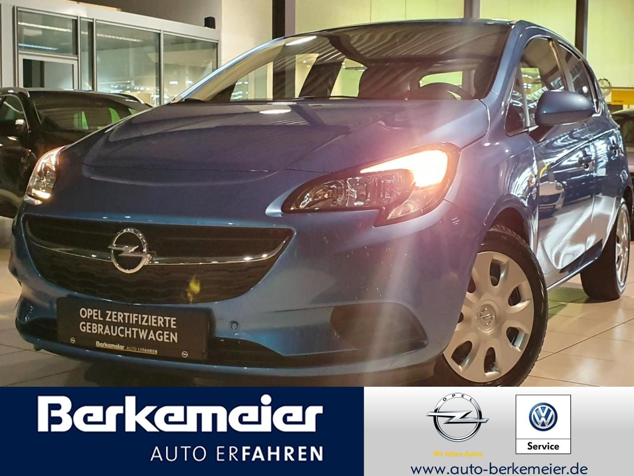 Opel Corsa E 1.4 Edition ** Navi/Allwetter/Parkpi. **, Jahr 2019, Benzin