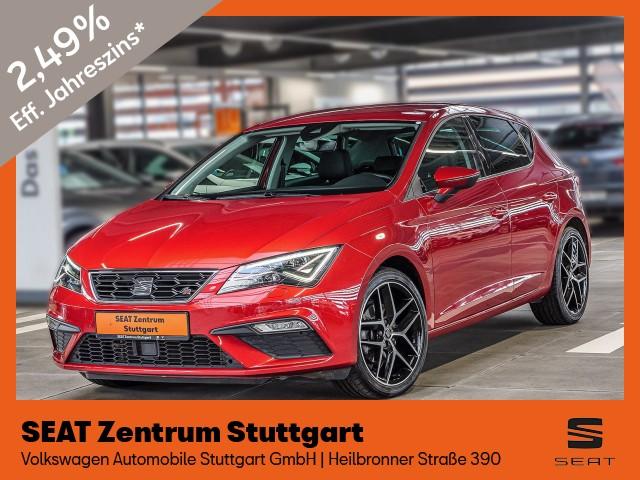 Seat Leon FR 1.4 TSI ACT 110kW, Jahr 2017, Benzin
