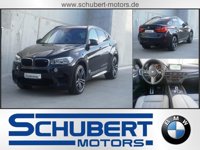 BMW X6 M Driver's Package SurroundView BO Standheiz., Jahr 2017, petrol