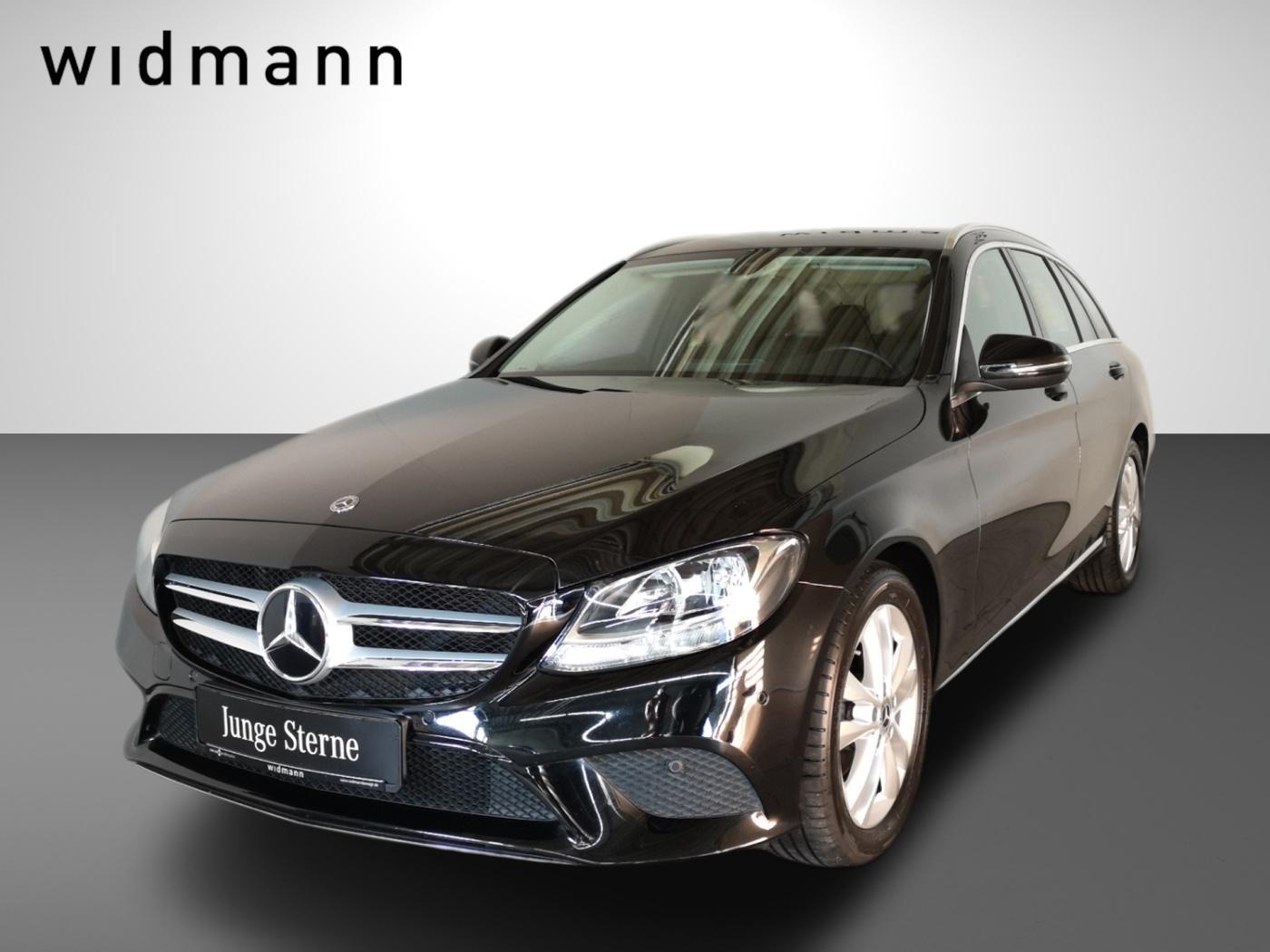 Mercedes-Benz C 180 d T Avantgarde*Kamera*Navigation*PDC*SHZG*, Jahr 2019, Diesel
