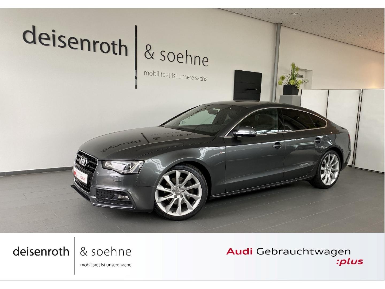 Audi A5 Sportback S line 2.0 TFSI S line/Xenon/SHZ/19, Jahr 2014, Benzin