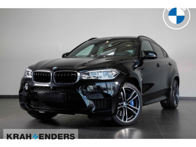 BMW X6 M HUD+LED+Rückfahrkam.+HarmanKardon+SD+21''LM, Jahr 2017, Benzin