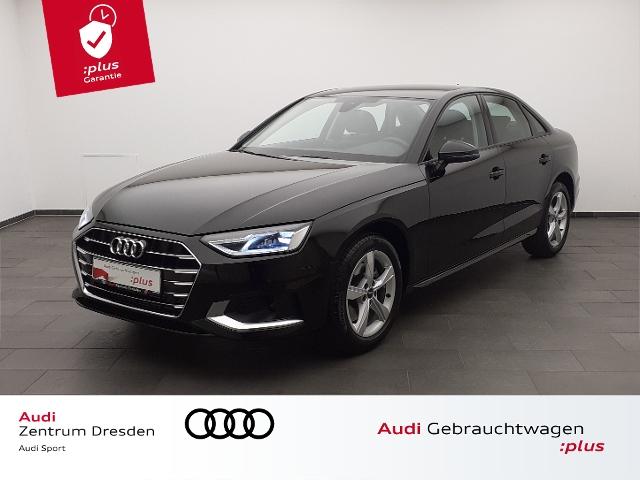 Audi A4 Advanced 35 TFSI LED-SW DAB, Jahr 2021, Benzin