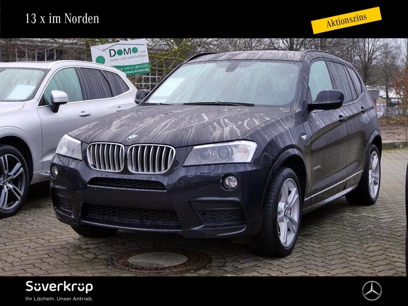 BMW X3 3.0 d, Jahr 2013, Diesel