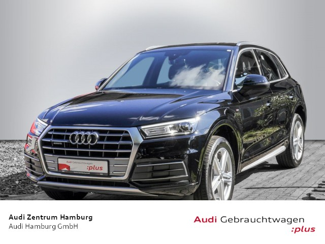 Audi Q5 40 TDI sport quattro 6-Gang S LINE NAVI, Jahr 2019, Diesel