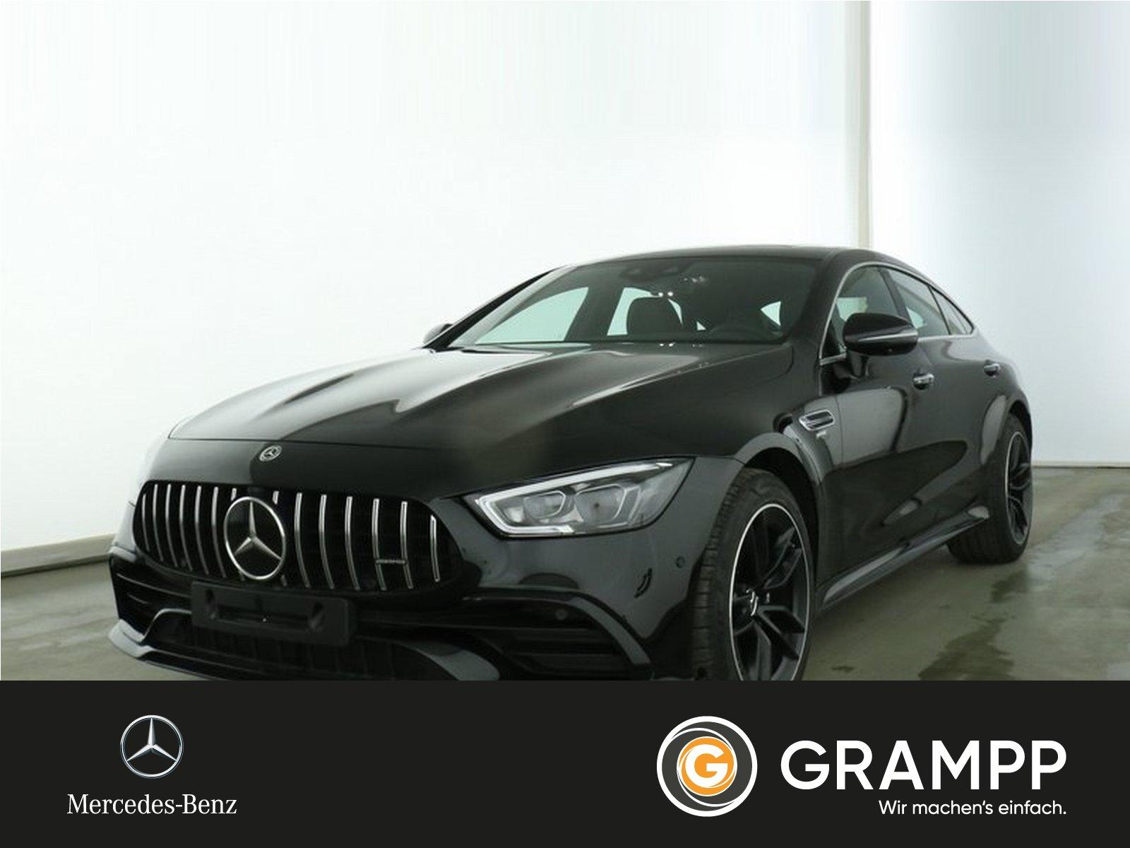 Mercedes-Benz Mercedes-AMG GT 43 4M+ Massage/Standh./Softclose, Jahr 2019, Benzin