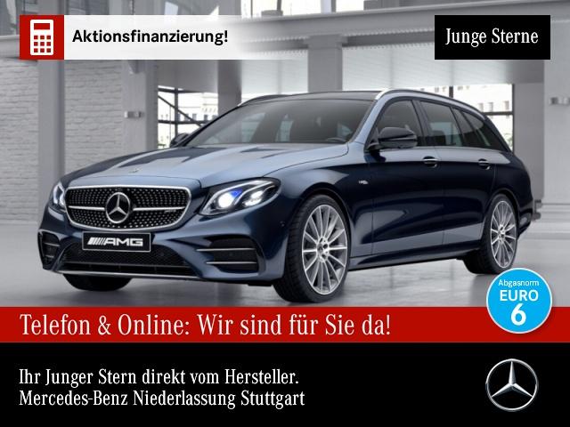 Mercedes-Benz E 53 AMG T 4M+ Fahrass/Wide/COM/HuD/Multi/Driver, Jahr 2019, Benzin