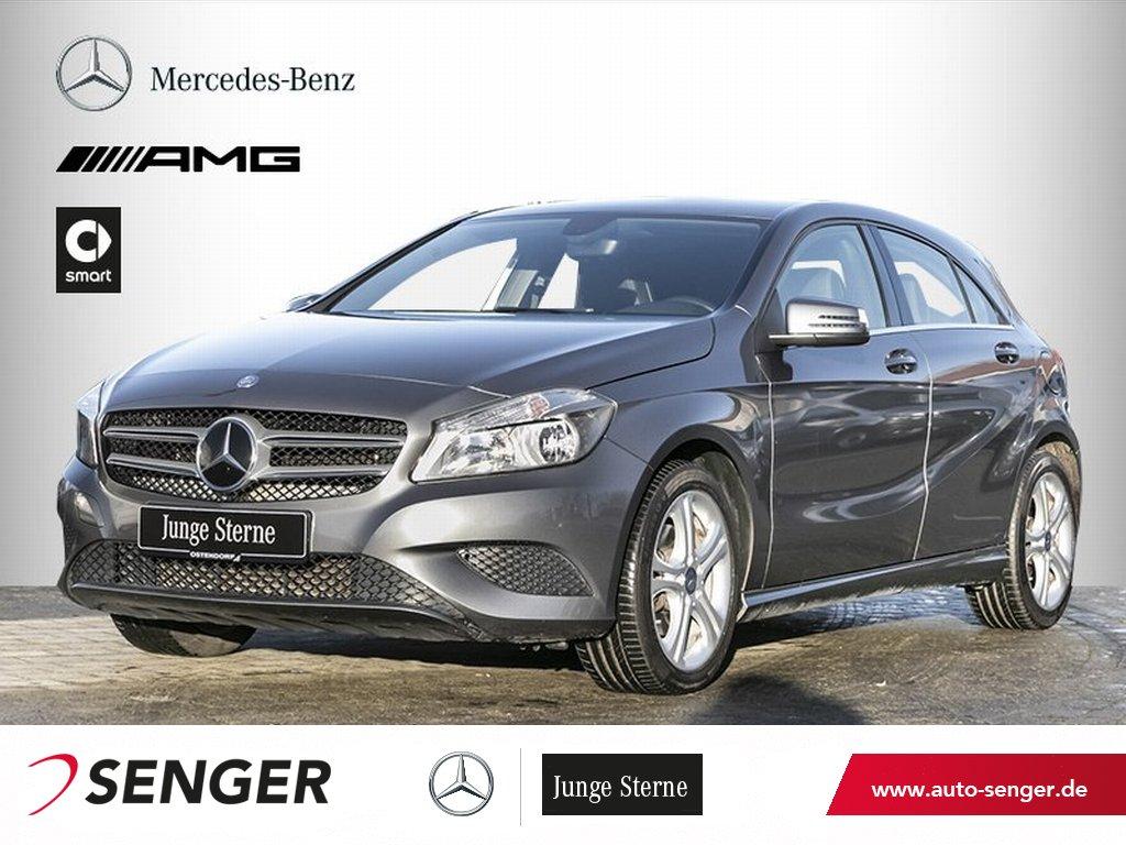 Mercedes-Benz A 200 *Urban*7G-DCT*AHK*Klimaautomatik*Tempomat*, Jahr 2014, Benzin