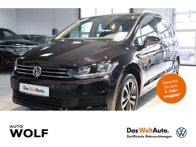 Volkswagen Touran United 1.5 TSI Start-Stopp EU6d-T Navi Panorama Fernlichtass. PDCv+h Multif.Lenkrad, Jahr 2020, Benzin