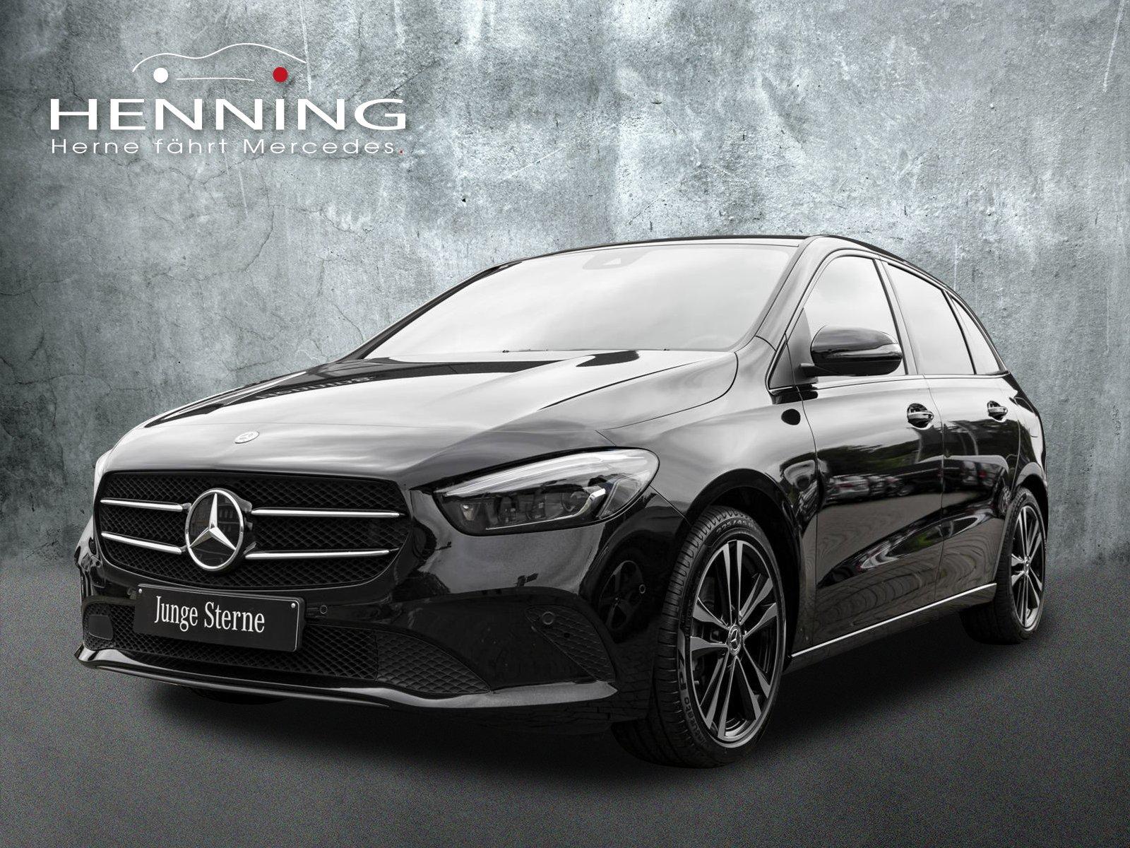 Mercedes-Benz B 200 Progressive Night Totw. Multibeam Kamera, Jahr 2019, Benzin