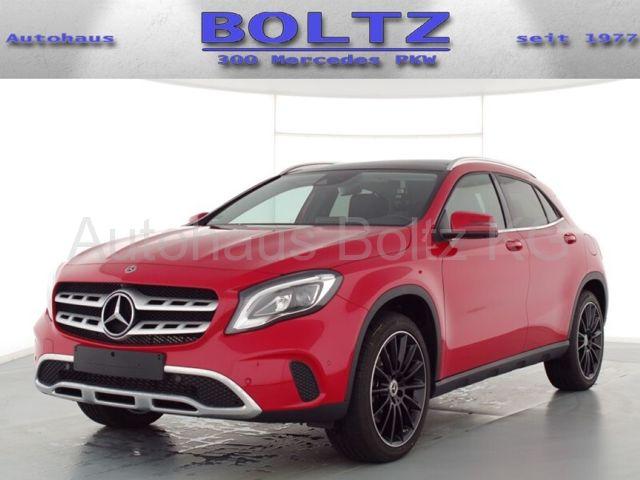 Mercedes-Benz GLA 250 4M ENp 53100 Pano AMG 19 Z. Navi 360 Mem, Jahr 2020, Benzin