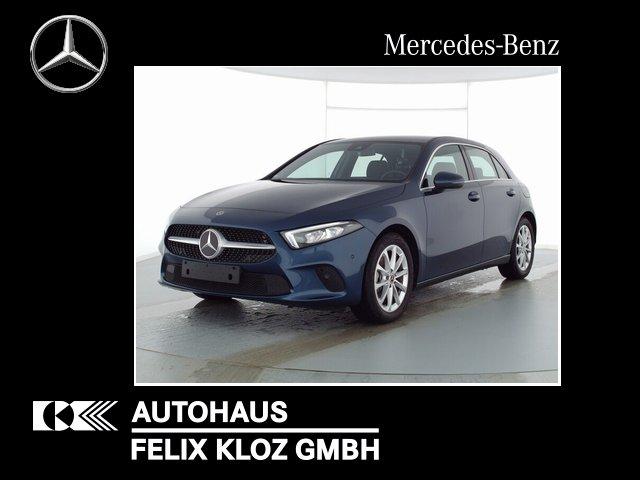 Mercedes-Benz A 200 Progressive*NaviPrem*LED*Totwinkel*Spurhal, Jahr 2020, Benzin