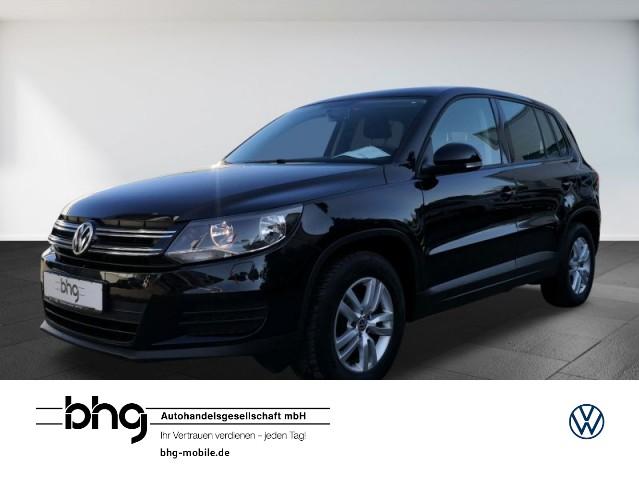 Volkswagen Tiguan 1.4 TSI Klima Navi Einparkhilfe LM-Felgen, Jahr 2014, Benzin