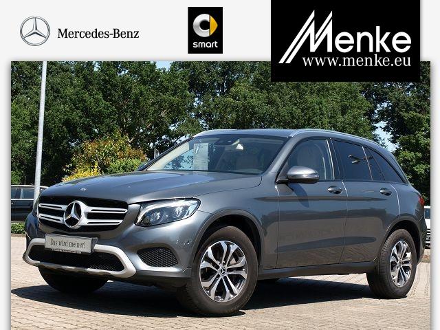 Mercedes-Benz GLC 250 d 4M LED-ILS.Navi,Parkassistent, Jahr 2016, Diesel
