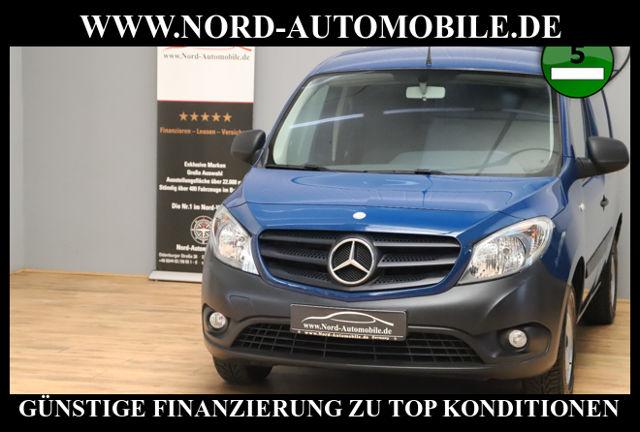 Mercedes-Benz Citan Kasten 109 CDI Lang*PDC*Klima*Radio/CD* Ka, Jahr 2016, Diesel