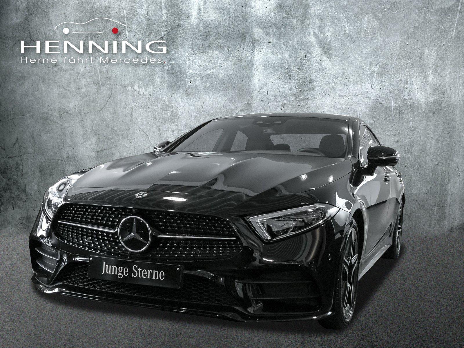 Mercedes-Benz CLS 300 d AMG 9G Standhzg Night Multibeam 360°, Jahr 2020, Diesel