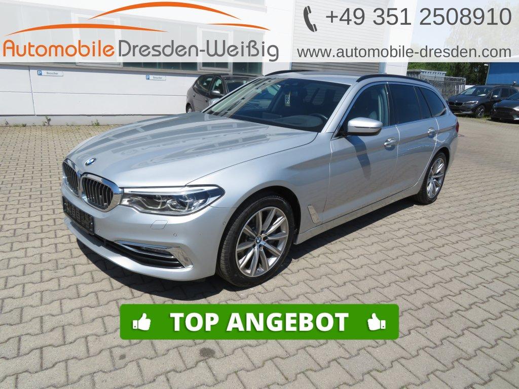 BMW 540 d Touring xDrive Luxury Line*Navi*HeadUp*H&K, Jahr 2018, Diesel