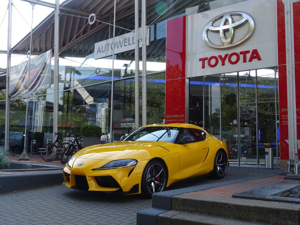 Toyota Supra GR 3.0, Jahr 2019, petrol