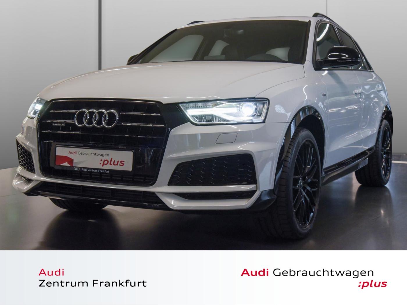 Audi Q3 2.0 TFSI quattro S tronic S line Navi Xenon P, Jahr 2017, Benzin