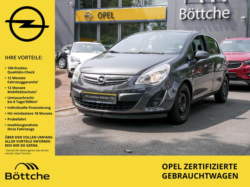 Opel Corsa 1.2 ecoFLEX 150 Jahre, Jahr 2012, Benzin